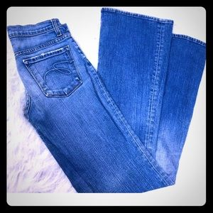 Express Jeans Womens 27 Flare